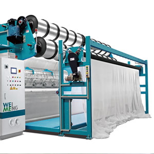 Fishing Net Machine, Wei Meng